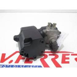 Yamaha XVS 650 Dragstar 2006 - Caja valvula gases con valvula exterior
