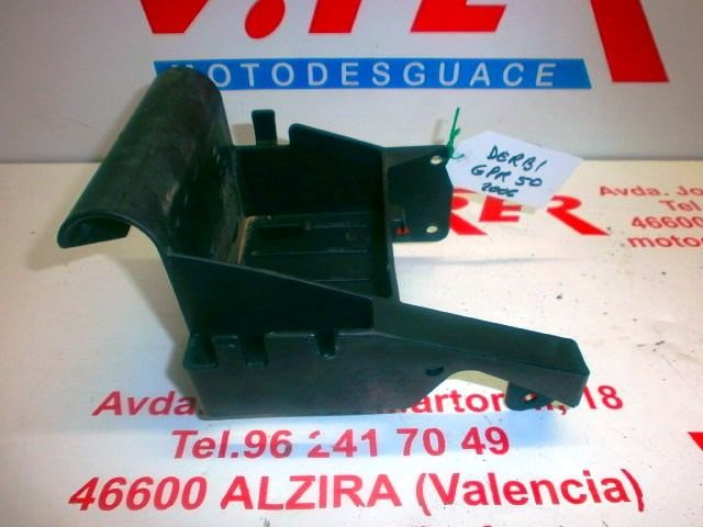 BATTERY BOX DERBI GPR 50 a
