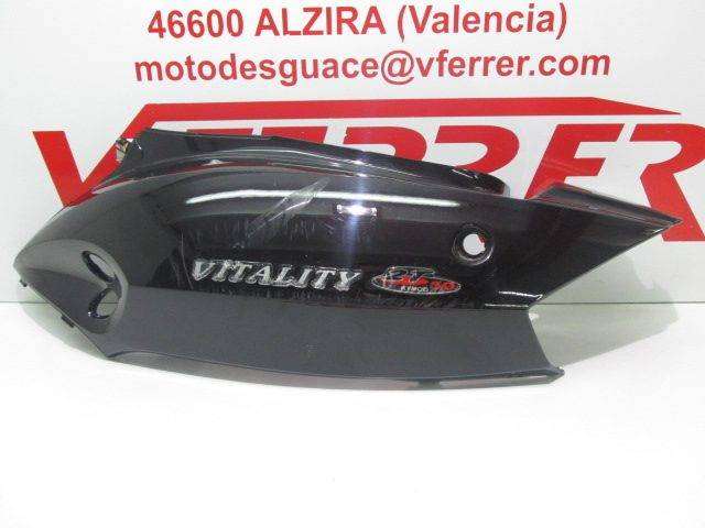 BACK COVER LEFT SIDE (83600-LBD5-E000, marked) Vitality 50 2016