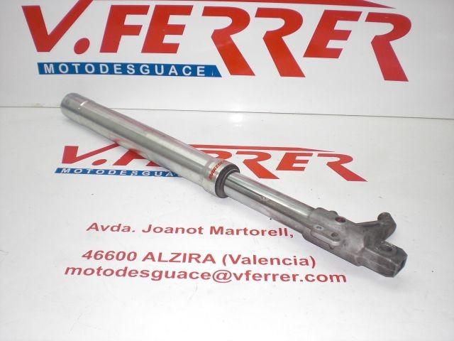 BARRA HORQUILLA DELANTERA DERECHA de repuesto de una moto DERBI GPR 50 R 2007