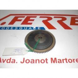 POLEA FIJA VARIADOR VENTILADOR de repuesto de una moto DERBI GP1 50 2005