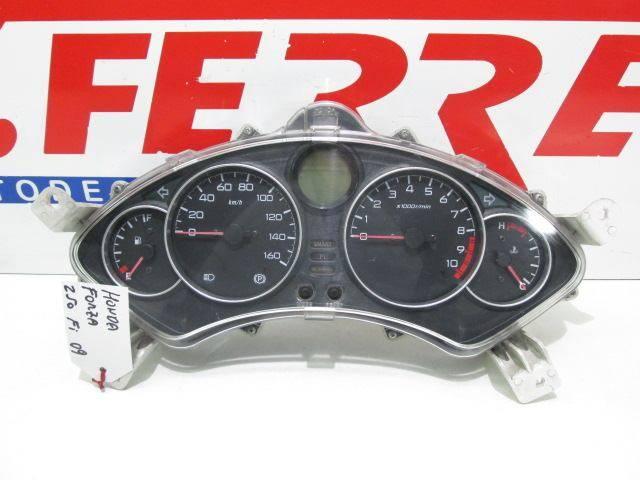 Honda Forza 250 X año 2006 - Velocimetro (60774 km)