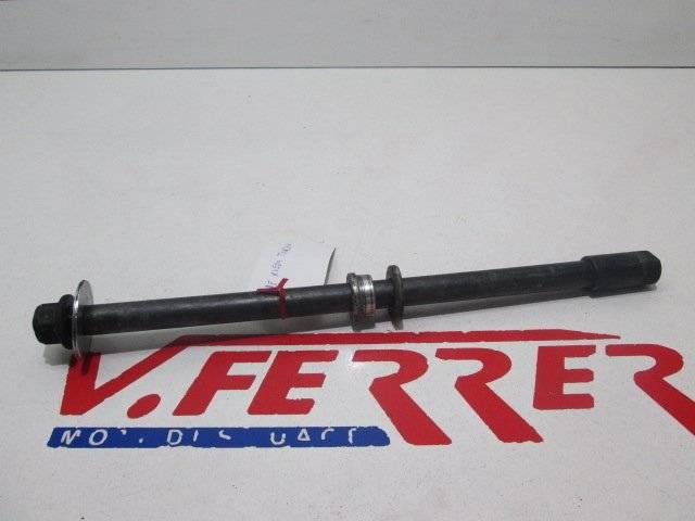 AXLE REAR WHEEL XVS 1100 1999