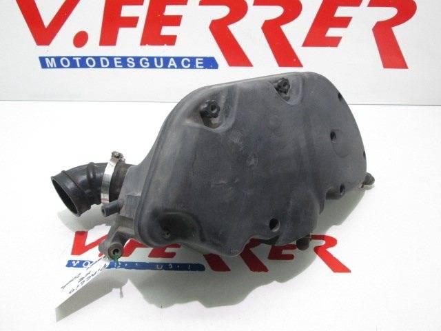 AIR FILTER BOX X8 200 2004