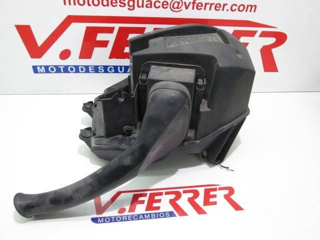 BMW F800 ST 2008 - Caja filtro aire