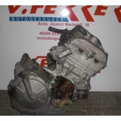 MOTOR de repuesto de una moto HONDA CB 600 HORNET 2001