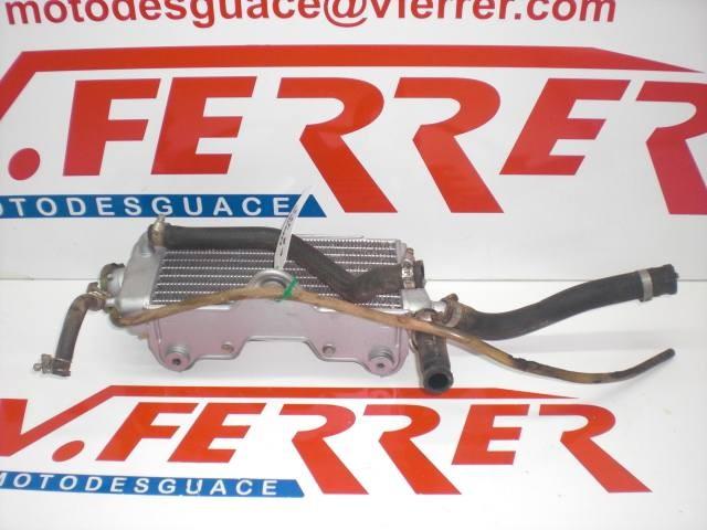 RADIADOR DERECHO de repuesto de una moto HONDA CR 125 CROSS