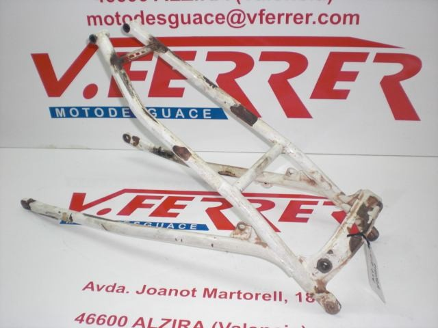 SUBFRAME REAR CROSS HONDA CR 125