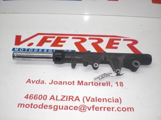 BARRA HORQUILLA DELANTERA IZQUIERDA de repuesto de una moto HONDA NSS 250 X (FORZA) 2007