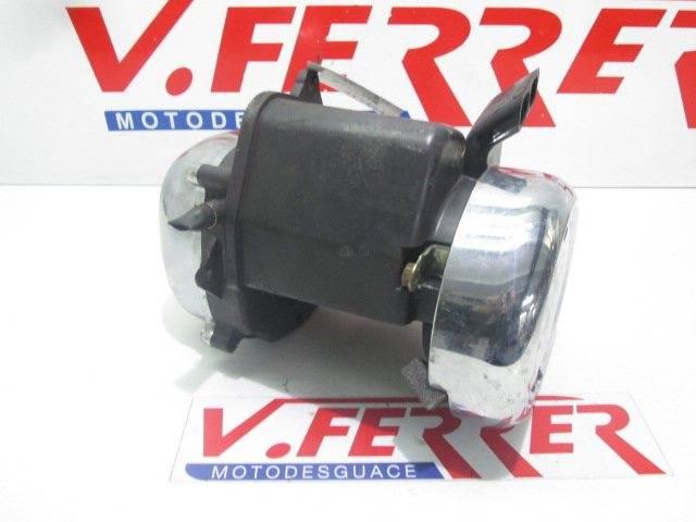 AIR FILTER BOX DAYSTAR VL 125 2008