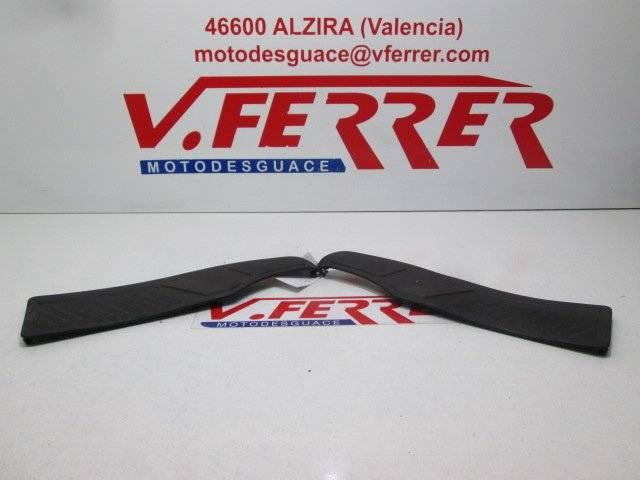 ALFOMBRILLAS TRASERAS XQ1 125 ABS 125 2018