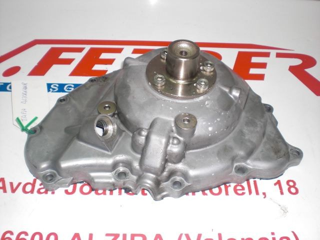 ALTERNATOR COVER HONDA SILVER WING 582CC with 11008 km.