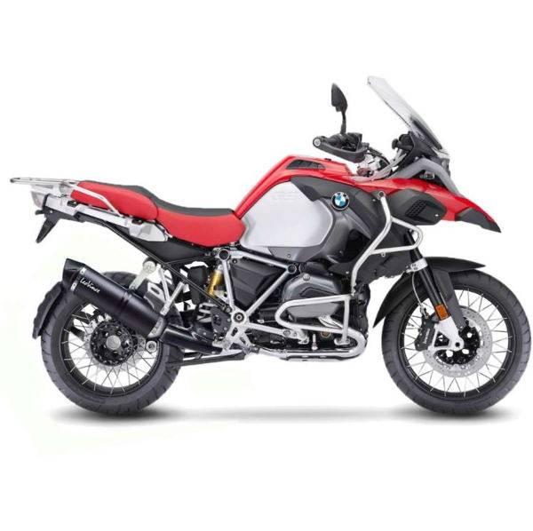 Escape Leovince BMW R 1200 GS (17-18) Lv One Evo Carbono 14217E
