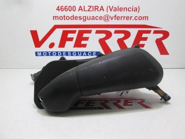 CAJA FILTRO AIRE X-CITY 125 2008