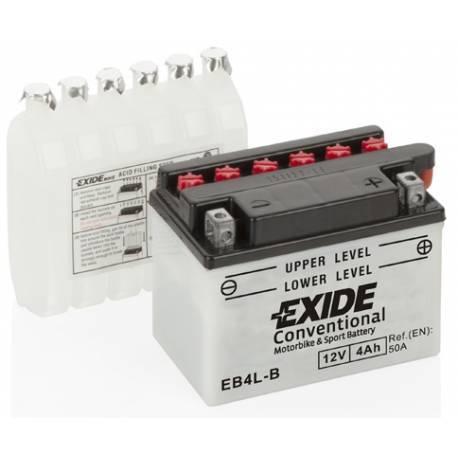 EXIDE EB4L-B BATTERY