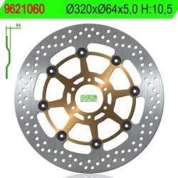 BRAKE DISC NG MEASURES 320 X 64 X 5