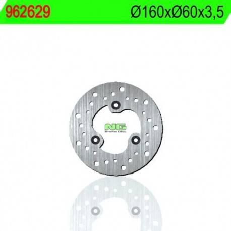 BRAKE DISC NG MEASURES 160 X 60 X 3.5