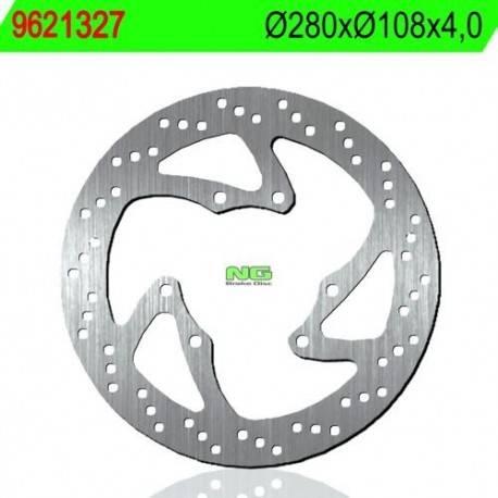 BRAKE DISC NG MEASURES 280 X 108 X 4