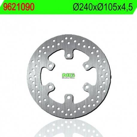 BRAKE DISC NG MEASURES 240 X 105 X 4