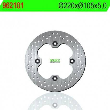BRAKE DISC NG MEASURES 220 X 105 X 5