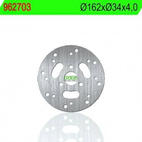 BRAKE DISC NG MEASURES 162 X 34.2 X 4