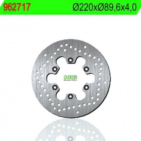 BRAKE DISC NG MEASURES 200 X 58 X 4
