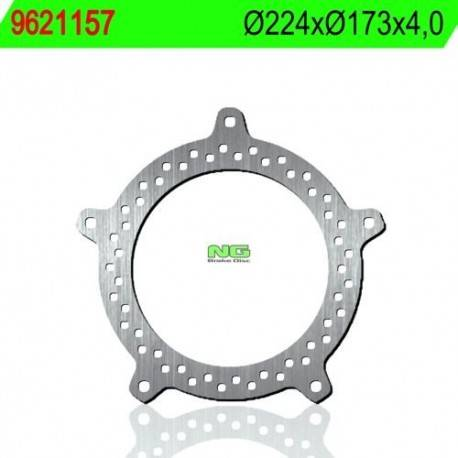 BRAKE DISC NG MEASURES 273 X 173 X 4
