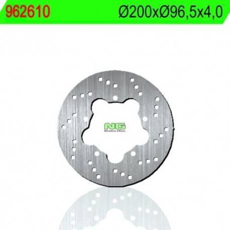 BRAKE DISC NG MEASURES 200 X 96.5 X 4