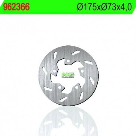 BRAKE DISC NG MEASURES 175 X 73 X 4