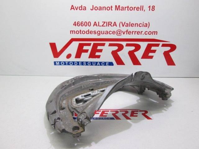 ASIDERO TRASERO HONDA FORZA 250 EX 2009