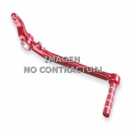 Aluminium red brake pedal Aprilia 647RJ