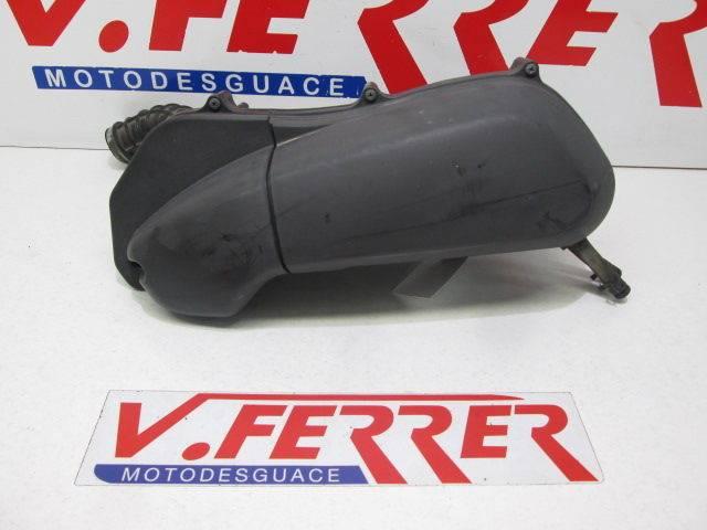 AIR FILTER XMAX 125 2012