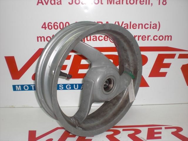 FRONT WHEEL (PAINT) of APRILIA AREA 51