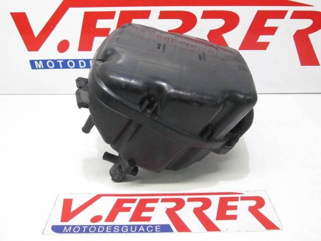 AIRBOX V-Strom 650 2011