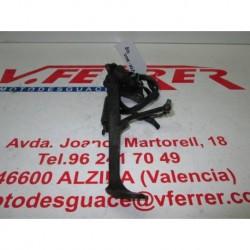 CABALLETE LATERAL de repuesto de una moto HONDA VTR 1000 1998