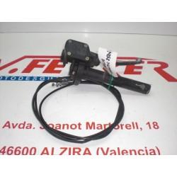 BOMBA FRENO DELANTERA CON MANDO ACELERADOR Y CABLES de repuesto de una moto APRILIA ATLANTIC 250 2008