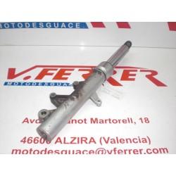 BARRA HORQUILLA DELANTERA OZQUIERDA (DOBLADA) PARA DESPIECE de repuesto de una moto APRILIA ATLANTIC 250 2008