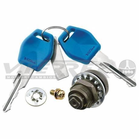 Derbi GPR/Senda motorcycle seat lock 14103