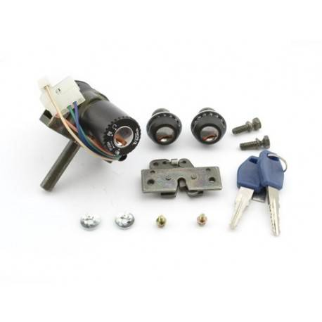 COMPLETE SET LOCKS FOR DERBI PREDATOR 6559