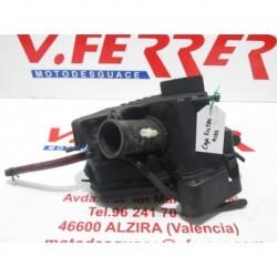 AIR FILTER BOX of scrapping HONDA SPAZIO CN250G 1990