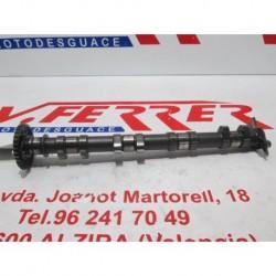 ARBOL DE LEVAS DE ESCAPE de repuesto de una moto HONDA CBR 900 RR 2002