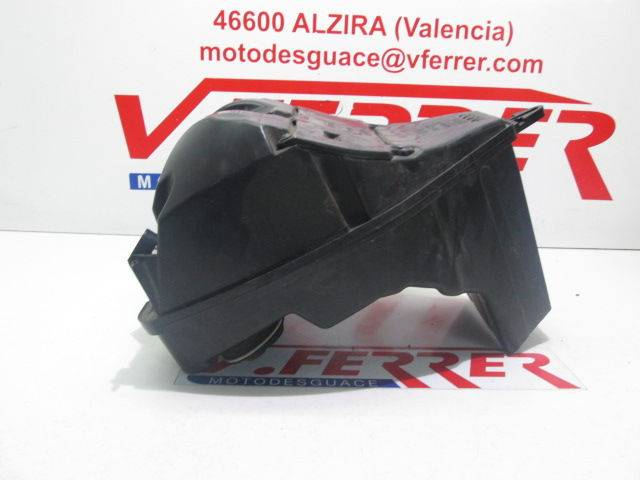 CAJA FILTRO DE AIRE Trophy 1200 2012