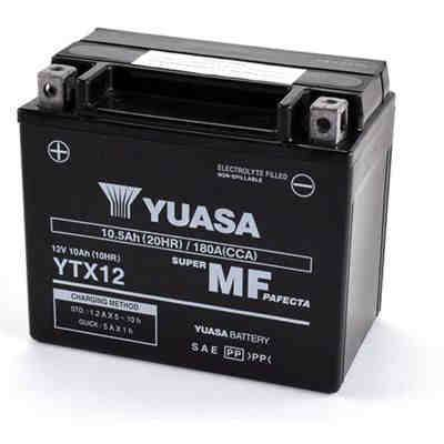 ECONOMIC BATTERY YTX12-BS 12V 10Ah