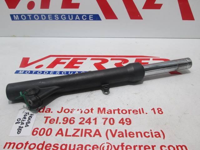 BARRA HORQUILLA DELANTERA IZQUIERDA de repuesto de una moto HONDA FORZA 250 2008.