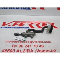 BOMBA FRENO TRASERA de repuesto de una moto HONDA CB 500 SPORT 1998