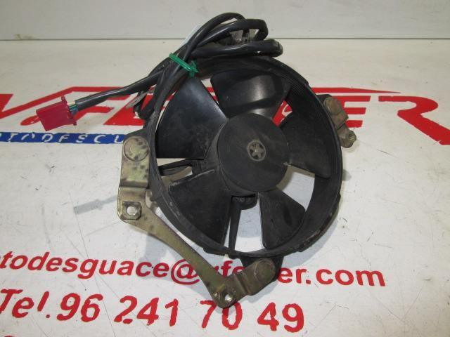 ELECTRIC FAN scrapping HONDA FORESIGHT 250 2000