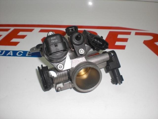CUERPO INYECCION COMPLETO de repuesto de una moto KTM DUKE 125 2011