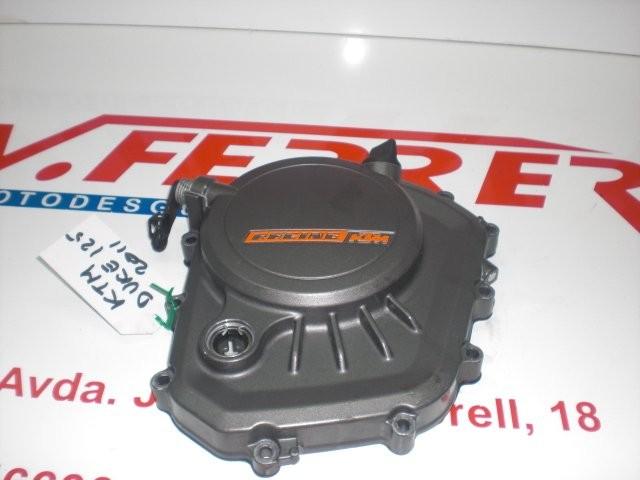 TAPA EMBRAGUE de repuesto de una moto KTM DUKE 125 2011