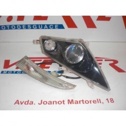 OPTICA DELANTERA IZQUIERDA Jet Force 50 2003