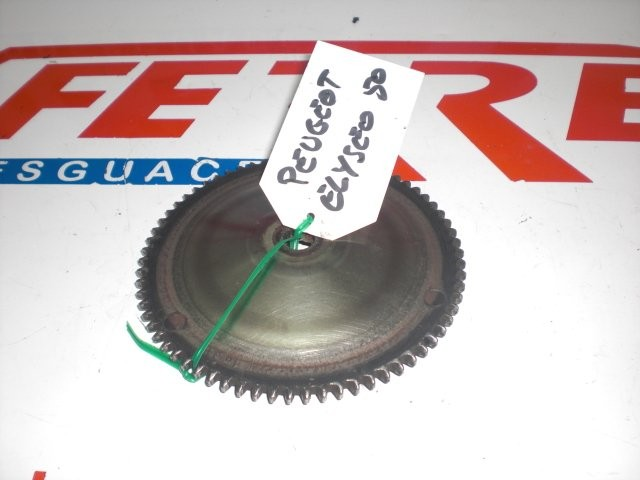 FIXED PULLEY DRIVE PEUGEOT ELYSEO 50 CC with 39055 km.
